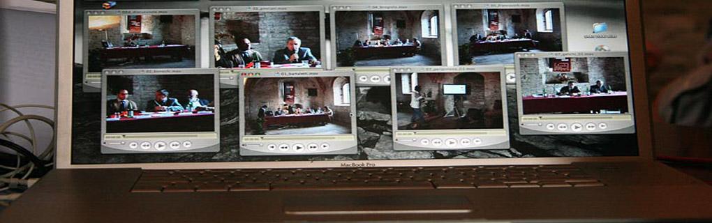Il Mediacenter del Parco. Fotogallery e video in streaming di convegni, conferenze ed iniziative del Parco Archeologico di Castelseprio