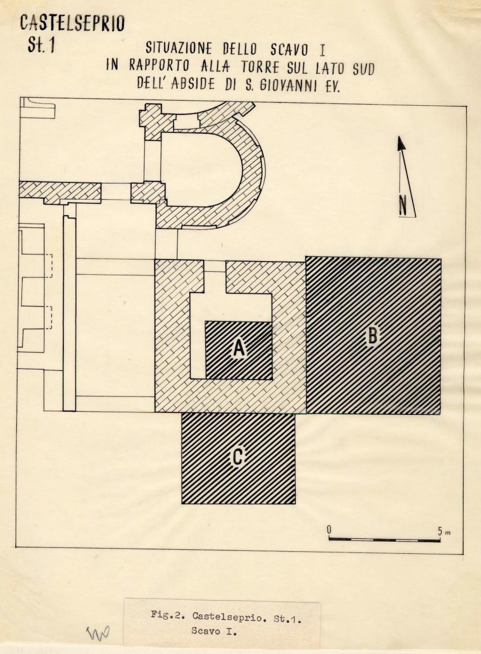 scavi polacchi 1962-63