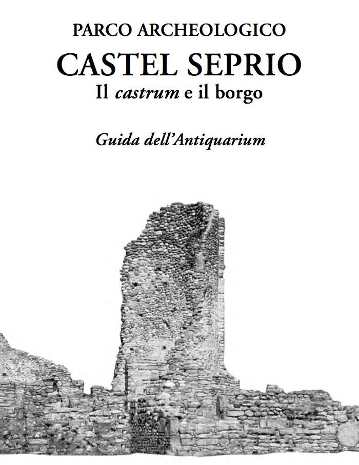 Parco archeologico Castelseprio il castrum e il borgo - Guida all'antiquarium