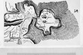 La situazione dello scavo I e dello scavo II